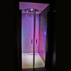 La douche sensorielle